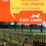 Une aire canine à Reims